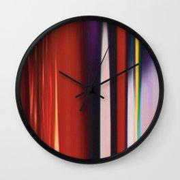 Dimensions 2 Wall Clock