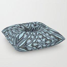 Modern Kaleido Art 09 Floor Pillow