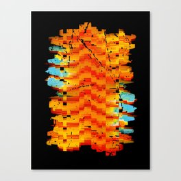 Abstract Composition #2 Canvas Print