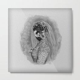 Bride I Metal Print