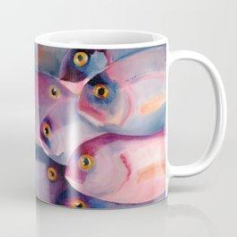 Violet Fish Coffee Mug