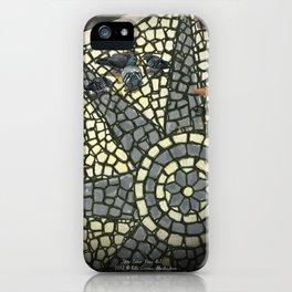 Portuguese Pavement iPhone Case
