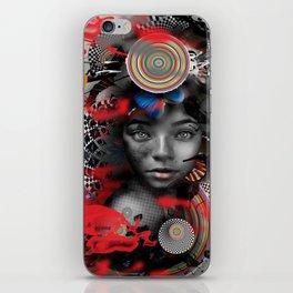 HAITI iPhone Skin