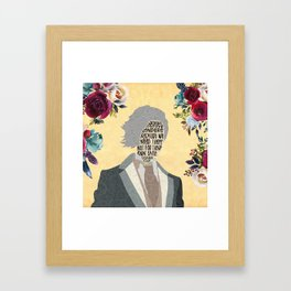 Jem Carstairs - Clockwork Angel Framed Art Print
