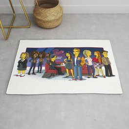 Friends from Riverdale Rug