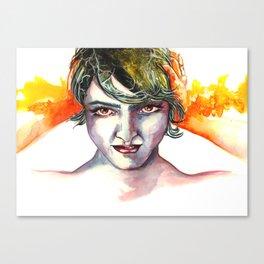 Tuesdays Canvas Print