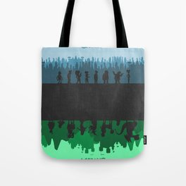 Futurama - Bender's Game Tote Bag