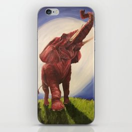 Tusk Loose iPhone Skin