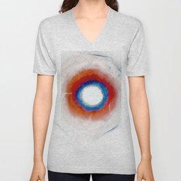 Cosmic Void Black Hole 2 Unisex V-Neck