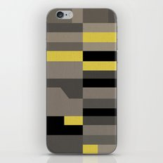 White Rock Yellow iPhone & iPod Skin