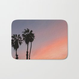 California Sunset Bath Mat