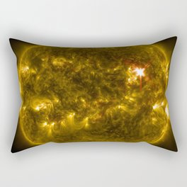 solar power Rectangular Pillow