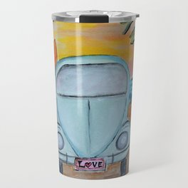 Beach Luv Travel Mug