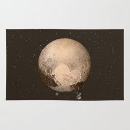 Love the Pluto Rug