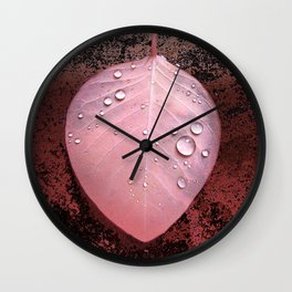Rain Shine Wall Clock