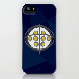 Big Daddy iPhone Case