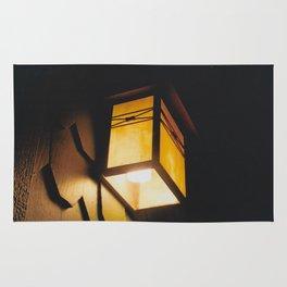 Light Rids Darkness-Film Camera Rug