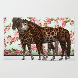 Leopard Horses Rug