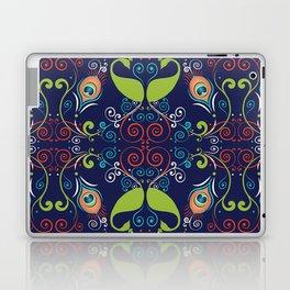 Peacock Nouveau Laptop & iPad Skin