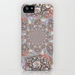Mandala Dreams iPhone Case