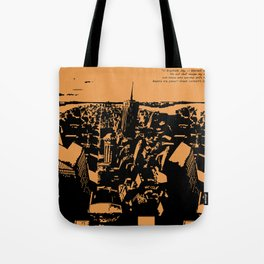 Emerald Night Tote Bag