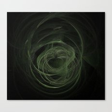 Fractal 17 - Saint Patrick's Day Love Canvas Print