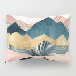 Plush Peaks Pillow Sham