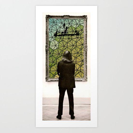 Frame 1 Art Print