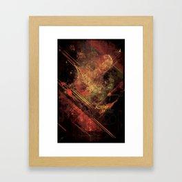altered beast Framed Art Print
