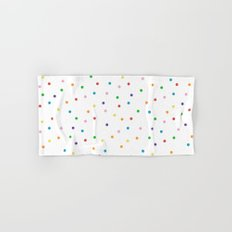 Candy Repeat Hand & Bath Towel