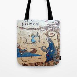 The Fates Tote Bag