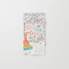Read More Books - Fox Hand & Bath Towel