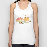 insect Tank Tops featuring Insect Party by Lili Batista