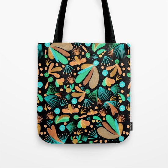 Night Heritage Tote Bag