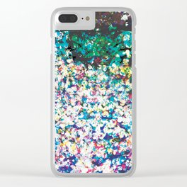 Poster-A6 Clear iPhone Case
