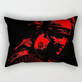 Ancient Roman Centurion Rectangular Pillow