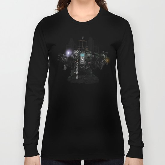 Death Incarnate Long Sleeve T-shirt