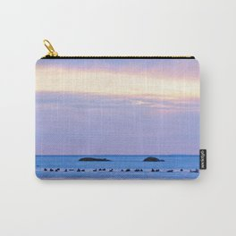 Flock and the Rocks Carry-All Pouch