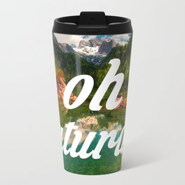 Oh 'Naturale' Travel Mug