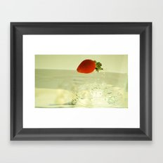 Hop Framed Art Print