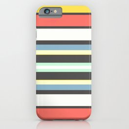Pantone layers iPhone Case
