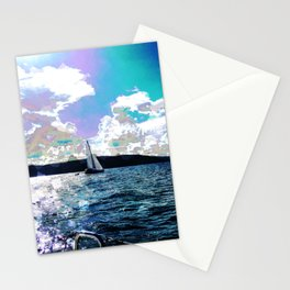 Autumn Sailing Stationery Cards