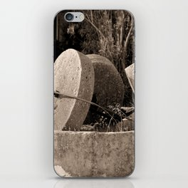 Life Can Be A Grind iPhone Skin