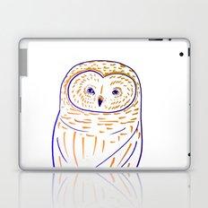 The Owl. Owl art, owls, owl print, owl illustration, nature, animals, children's Laptop & iPad Skin