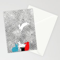 magical rebellion Stationery Cards
