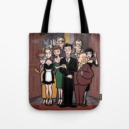 It's a Clue! Tote Bag
