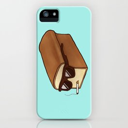 Cool Bread iPhone Case
