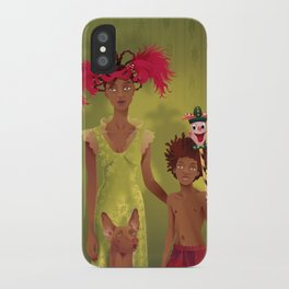 High Yellow iPhone Case