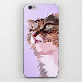 A Cat iPhone Skin
