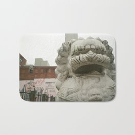 Guardian Lion Bath Mat